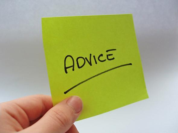 what is the best way to give advice psychology today