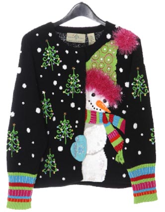 Ugly sweater for the holidays