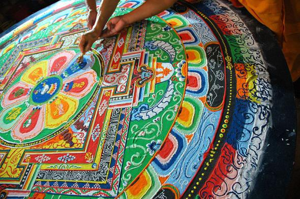 Cool Art Therapy Intervention 6 Mandala Drawing Psychology Today
