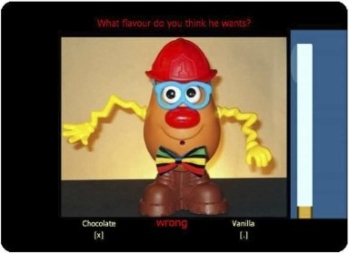 Potato Head Task