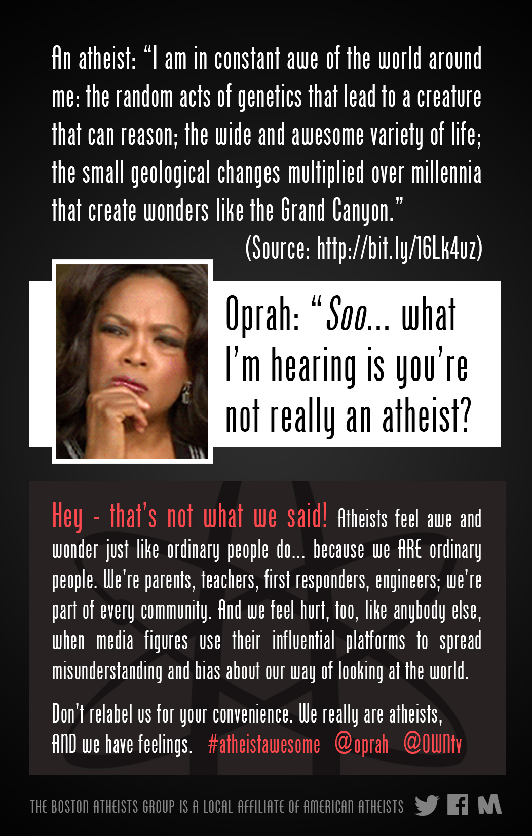 Do all atheists go to hell after death or not