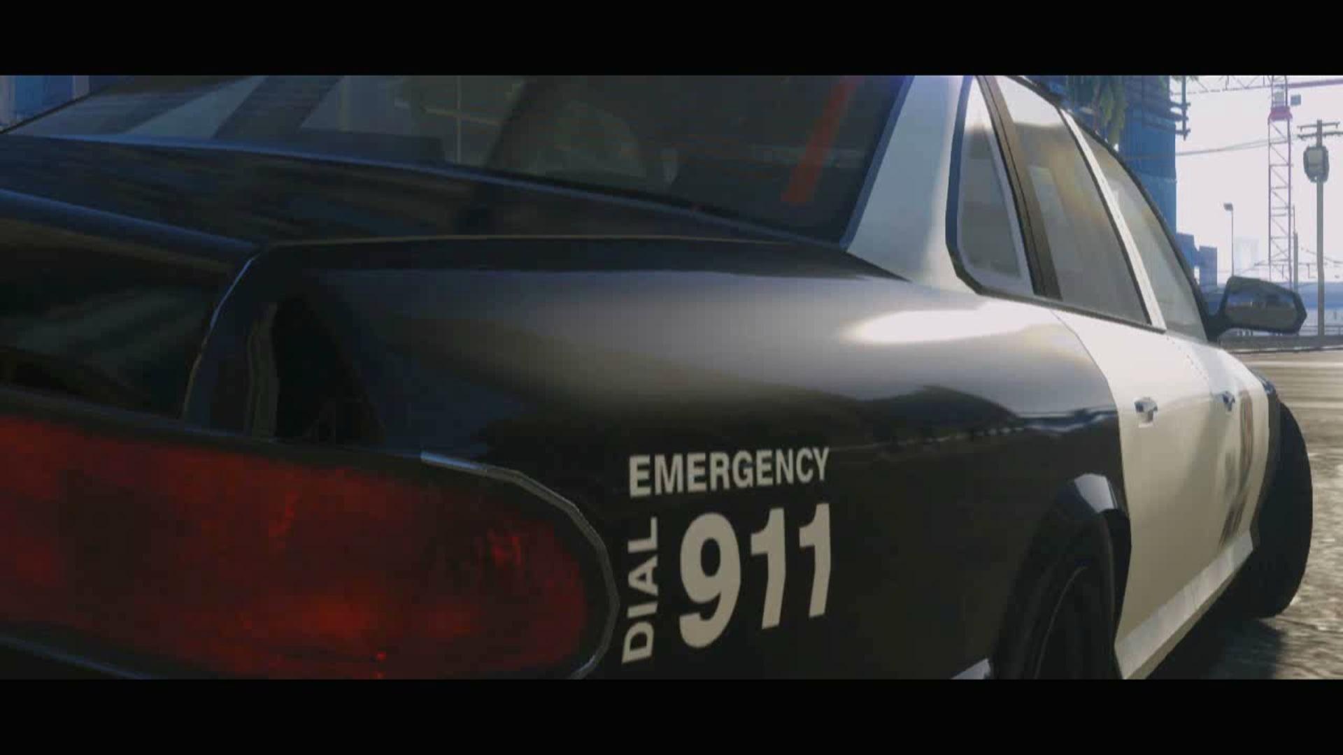Emergency Call 911 Stickers Bahuma Sticker