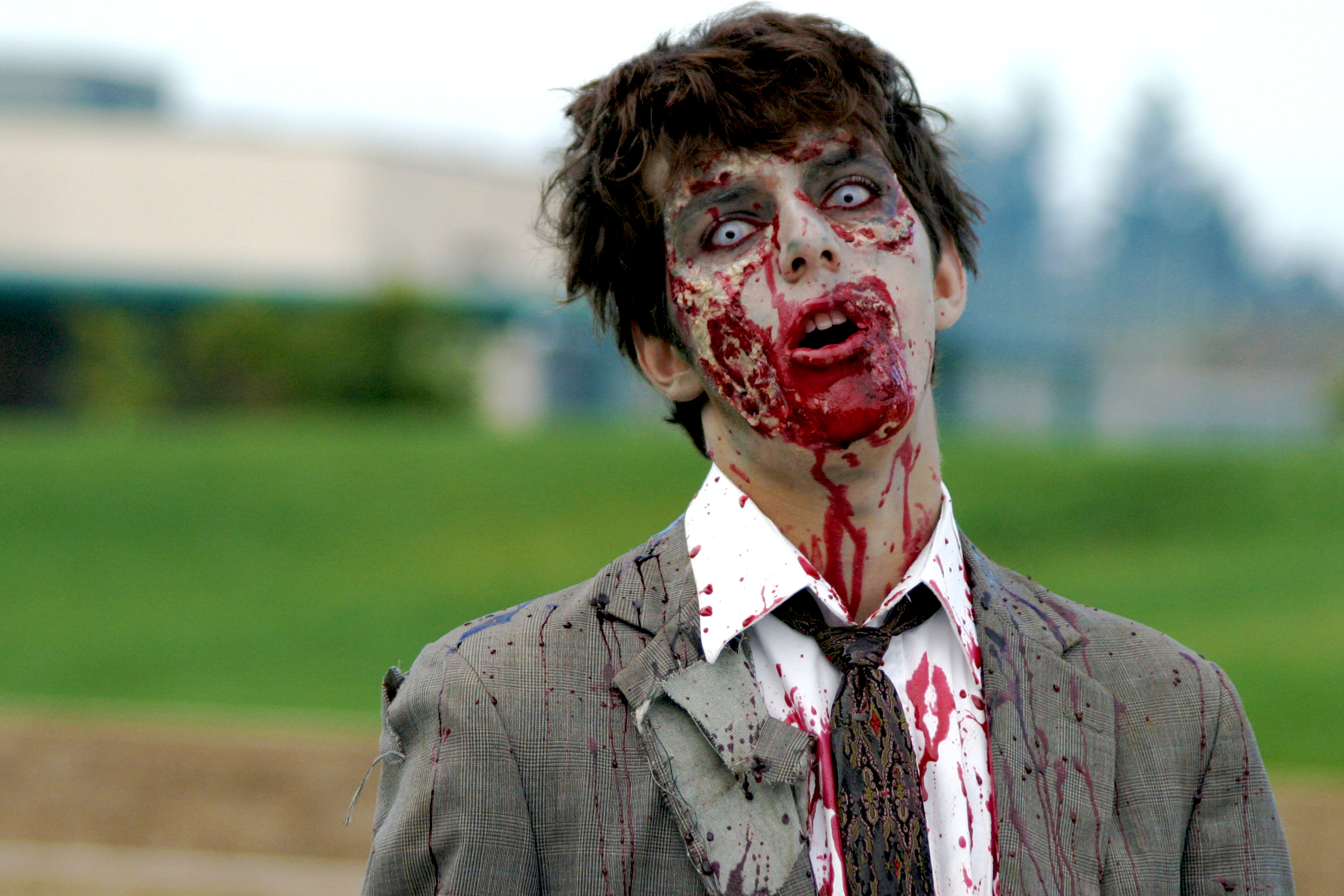 the most important factor for surviving a zombie apocalypse