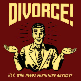 I m getting divorced
