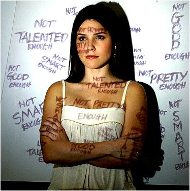 Image result for low self esteem