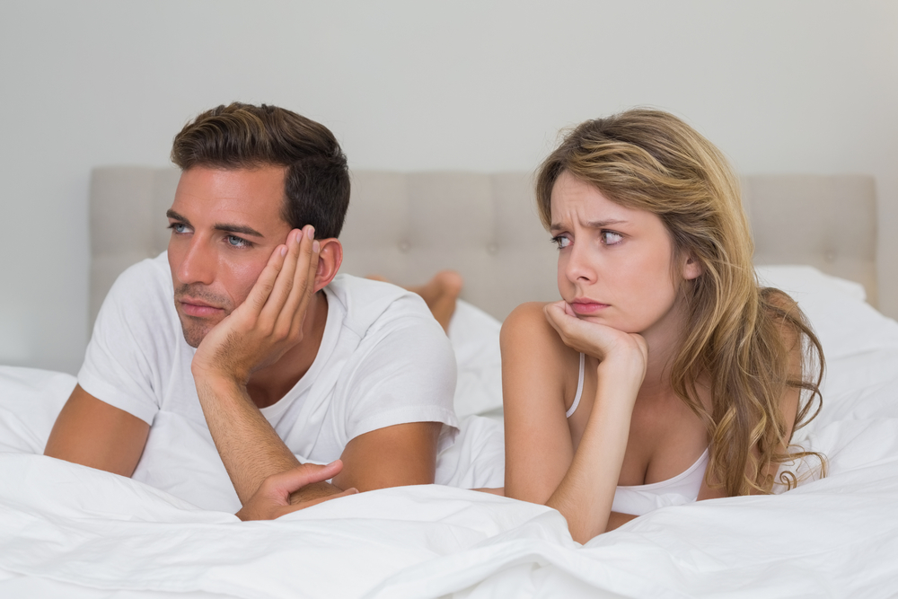 How to stay happy in a sexless marriage