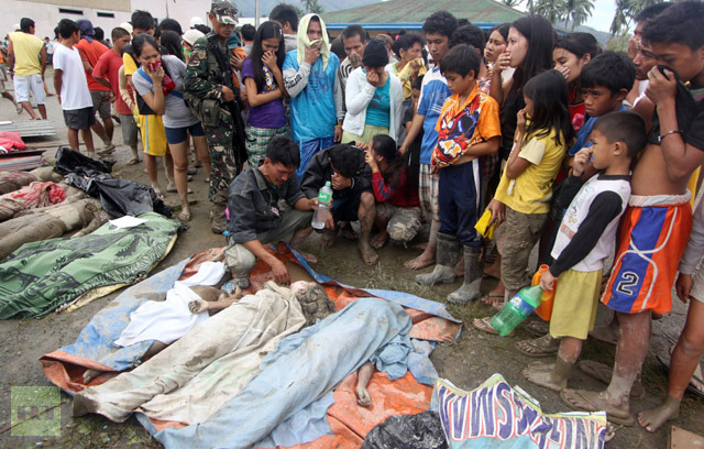 Catastrophe in the Philippines: Coping with Cosmic Evil ...