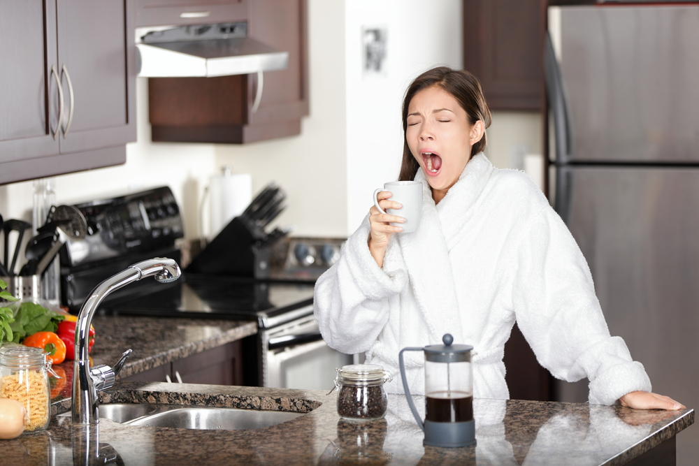Image result for google image tired mom in morning