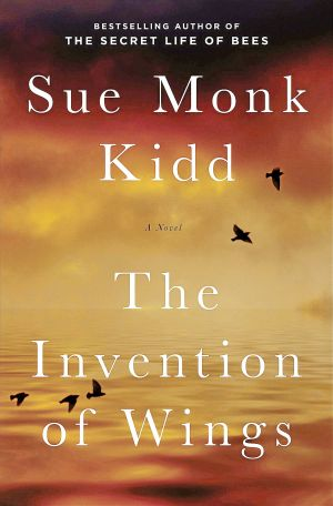 Image result for the invention of wings book cover