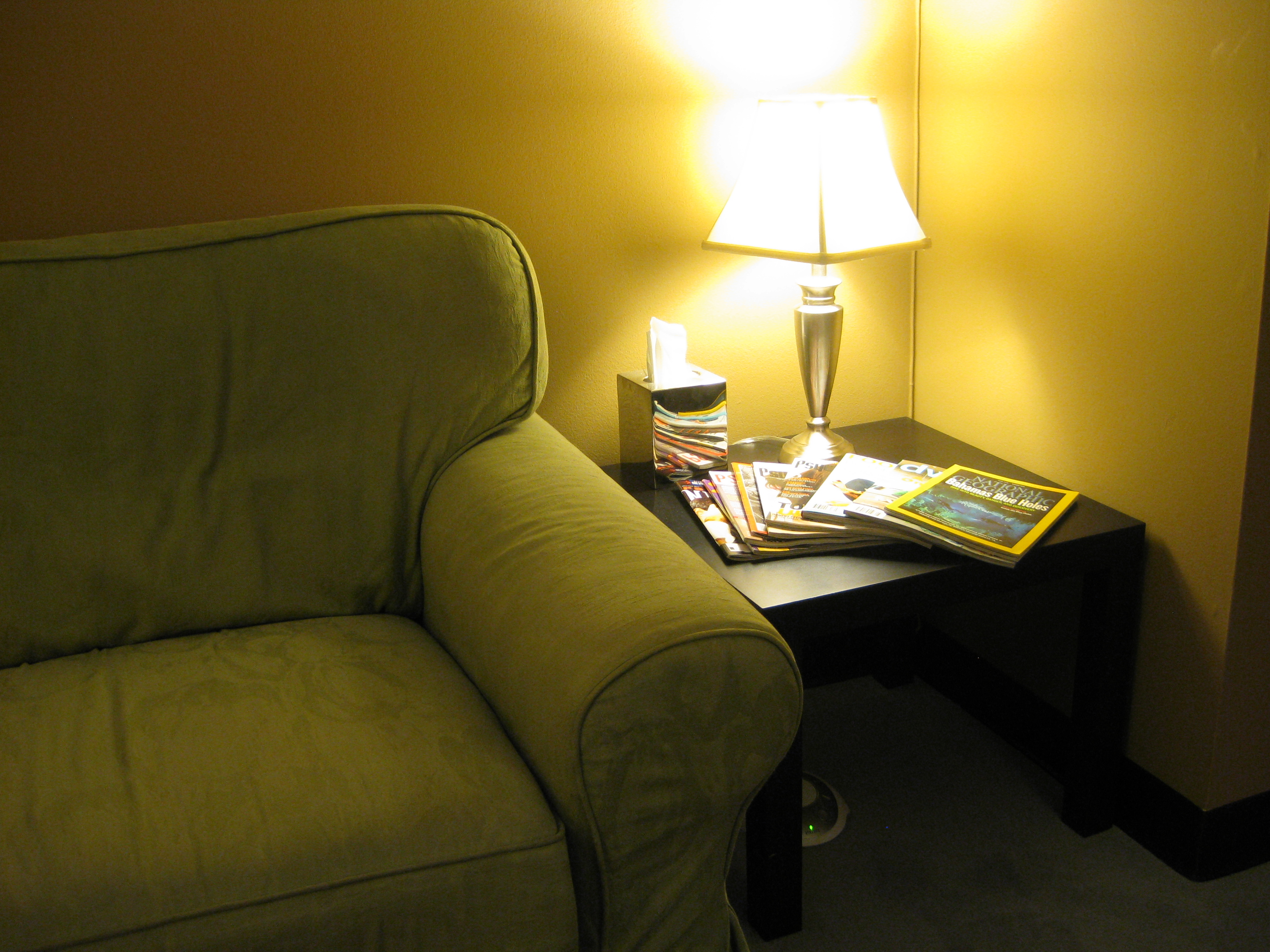Therapist Waiting Room Etiquette Psychology Today