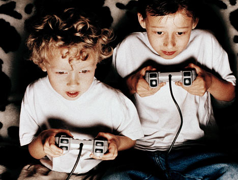 video games and childrem