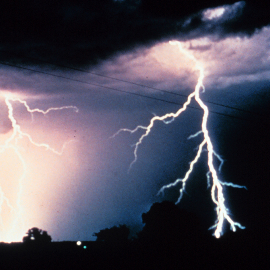 How Thunderstorms Affect Health   Psychology Today