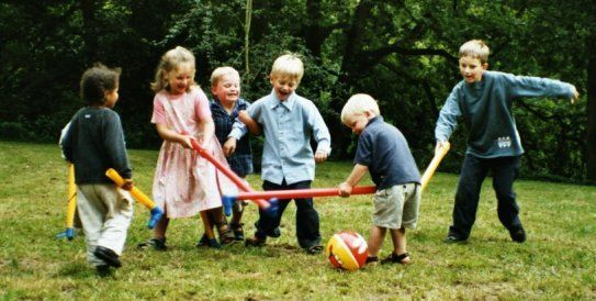Banning Children From Playing Outside