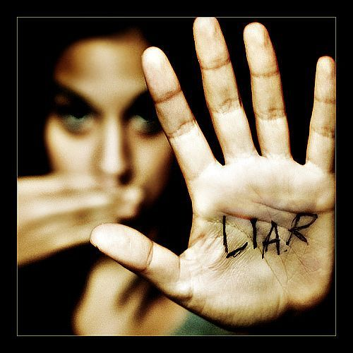 how we know you re lying psychology today