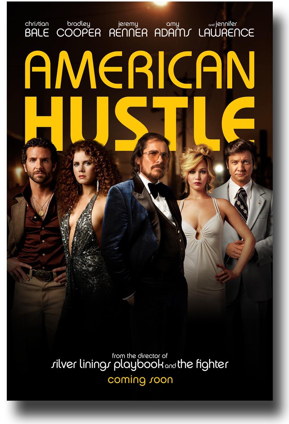Roslyn American Hustle
