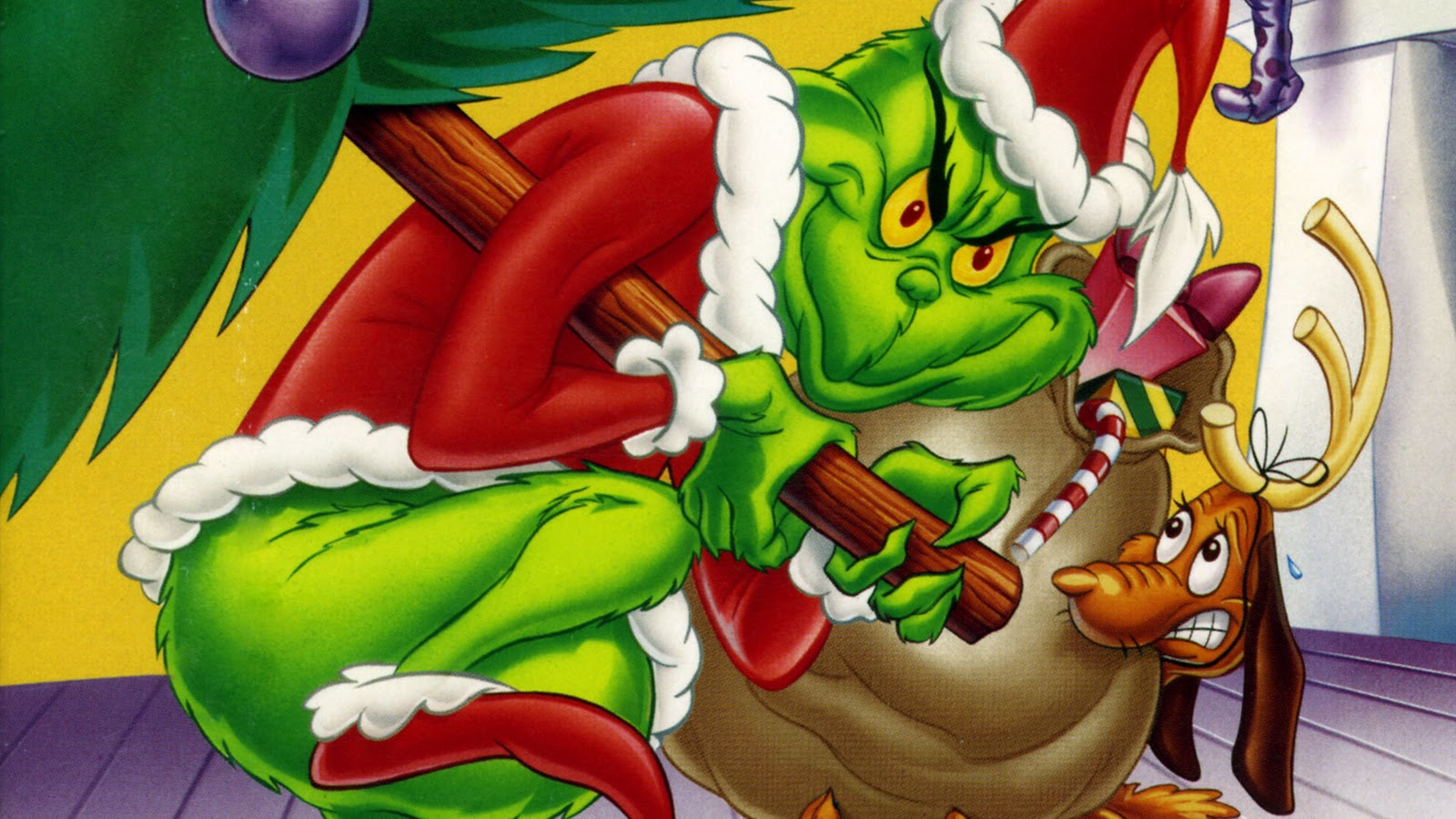 Neuroscience Explains Why the Grinch Stole Christmas | Psychology Today