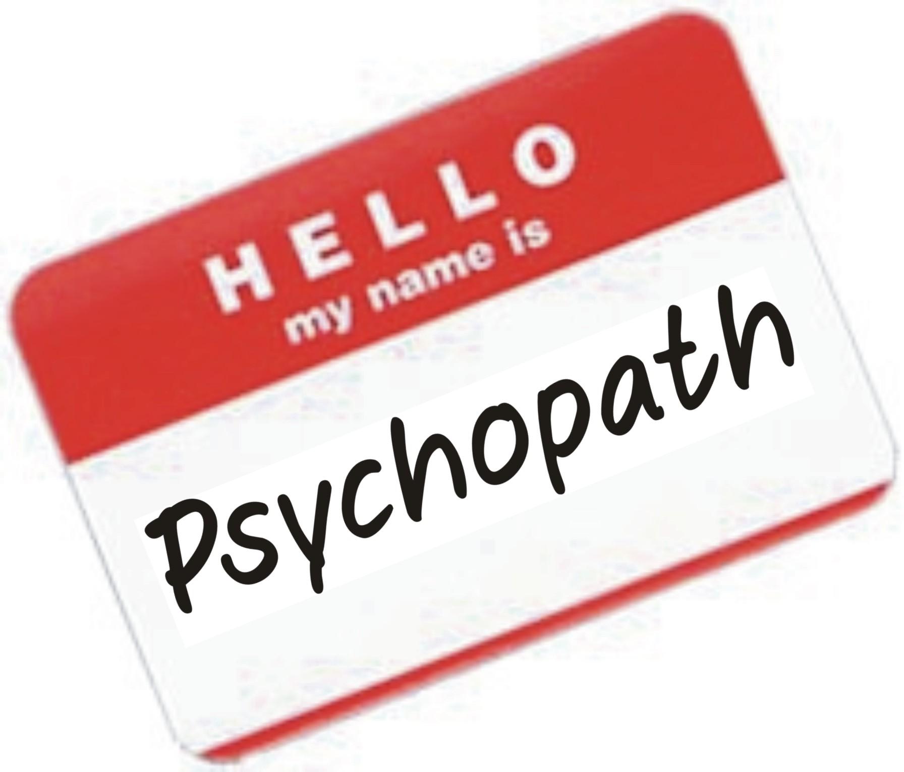 Am i dating a sociopath test