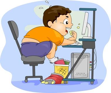 homework causes obesity