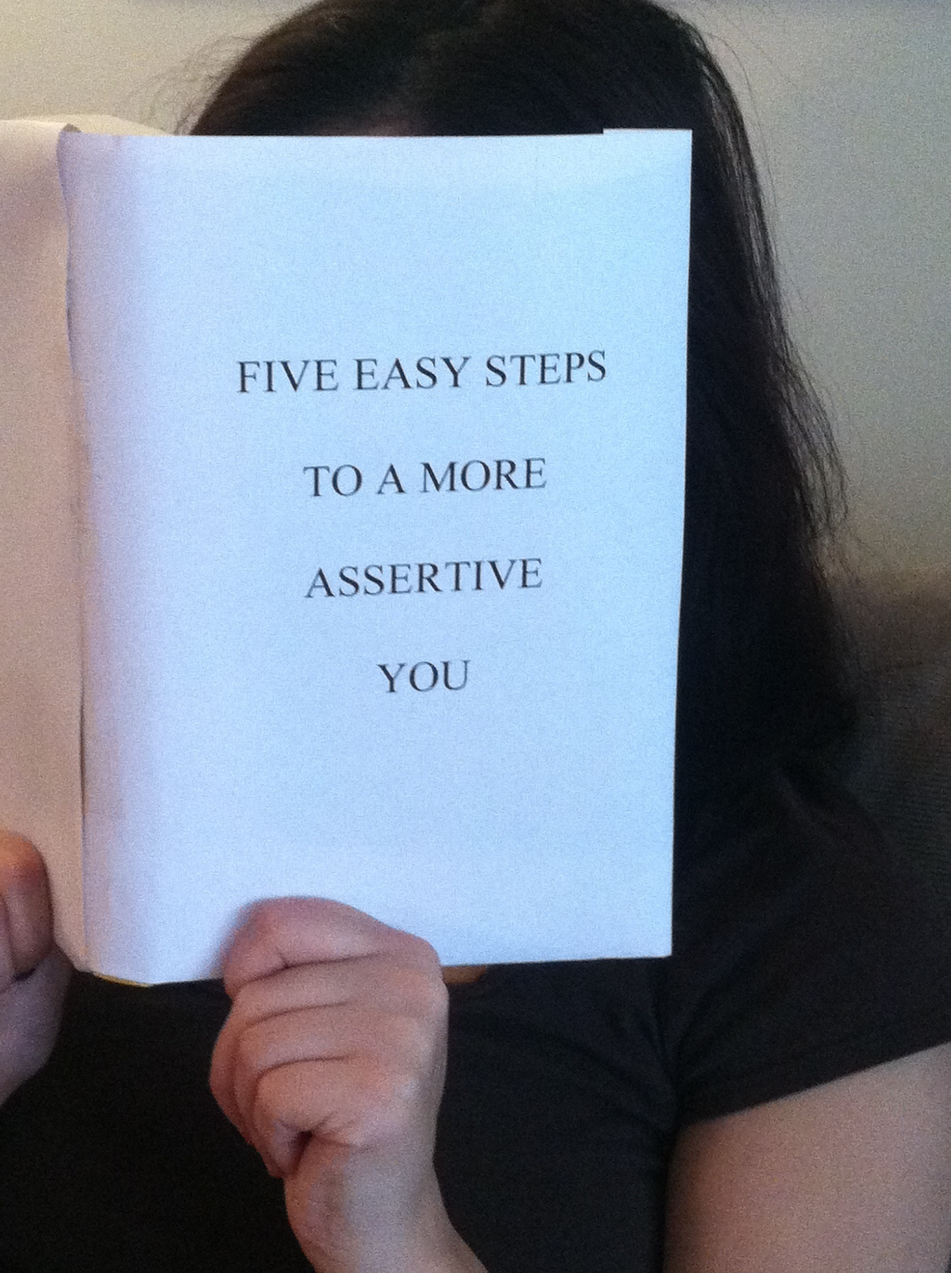 How Assertive Should You Be? The Answers Will Surprise You. | Psychology  Today