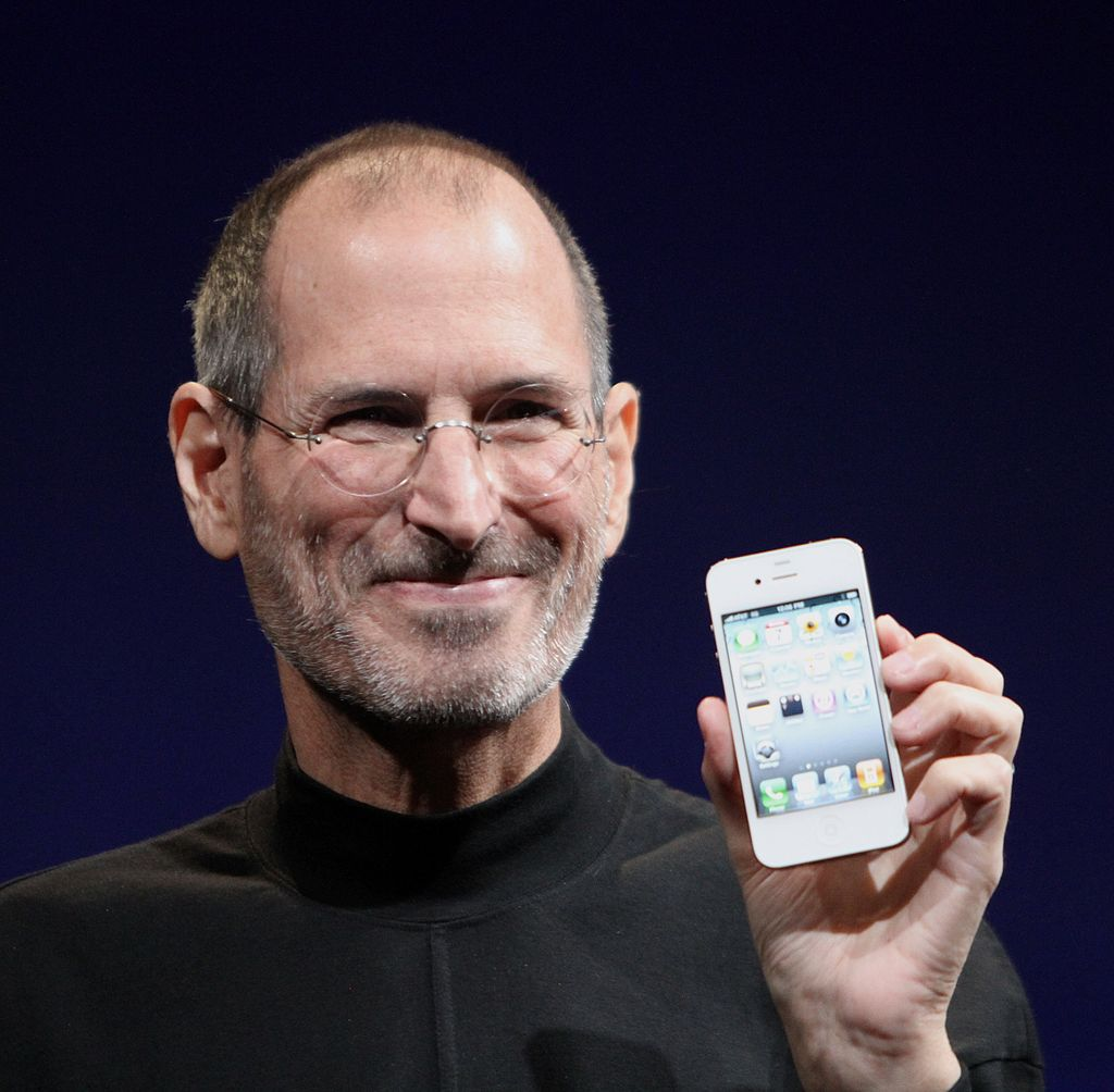 Adoption In The Life Of Steve Jobs