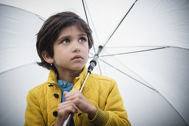 A Simple Strategy To Help Worried Kids Psychology Today