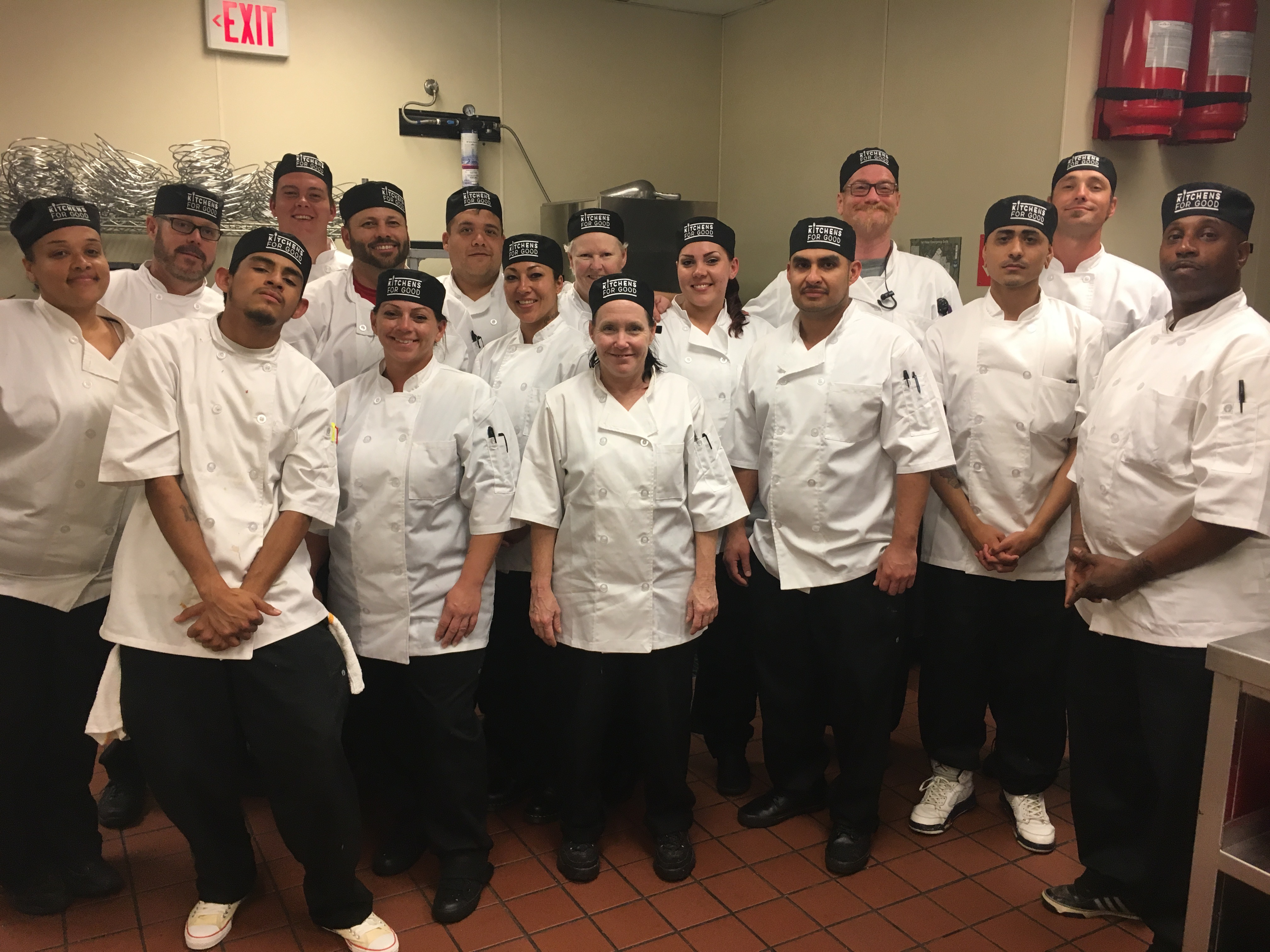 Kitchens For Good Is Cooking Up Second