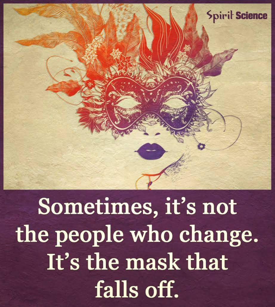 Beware The Masks Of Addiction Psychology Today