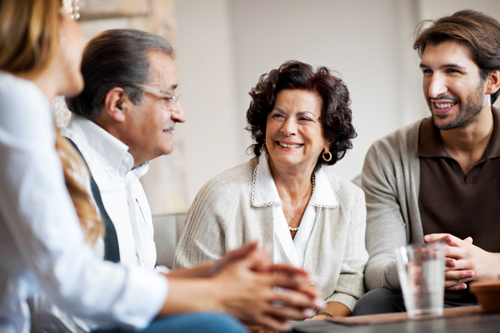 Meet Your Family's Future at a Family Meeting | Psychology Today ...
