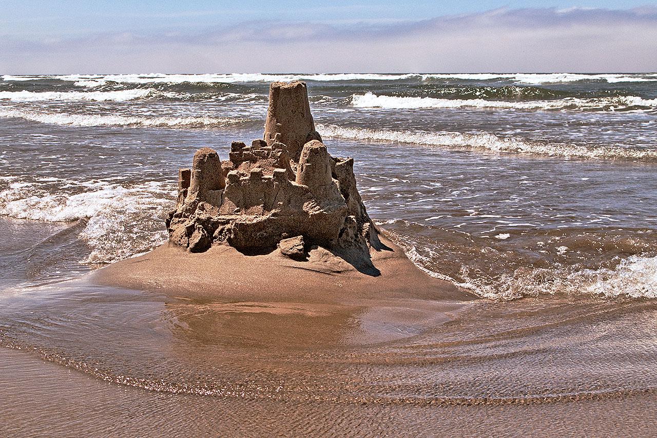 Sand Castle Solitude Generates Graude Inspires Memoirs Psychology Today