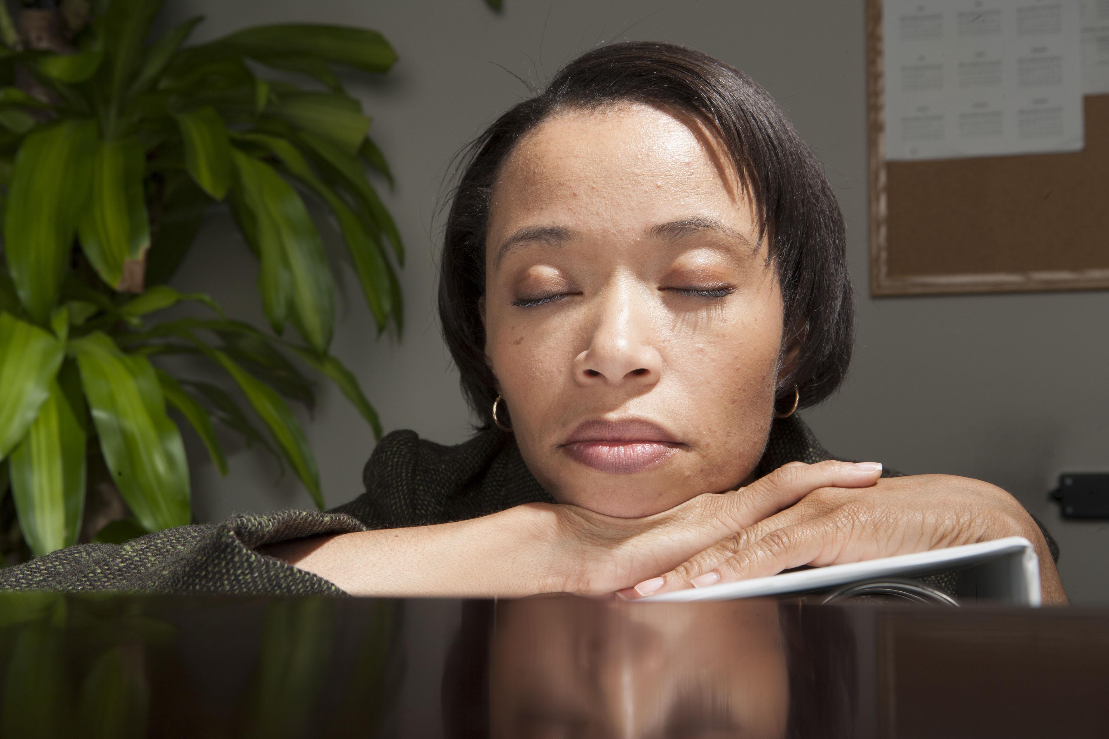 Menopause sleep deprivation