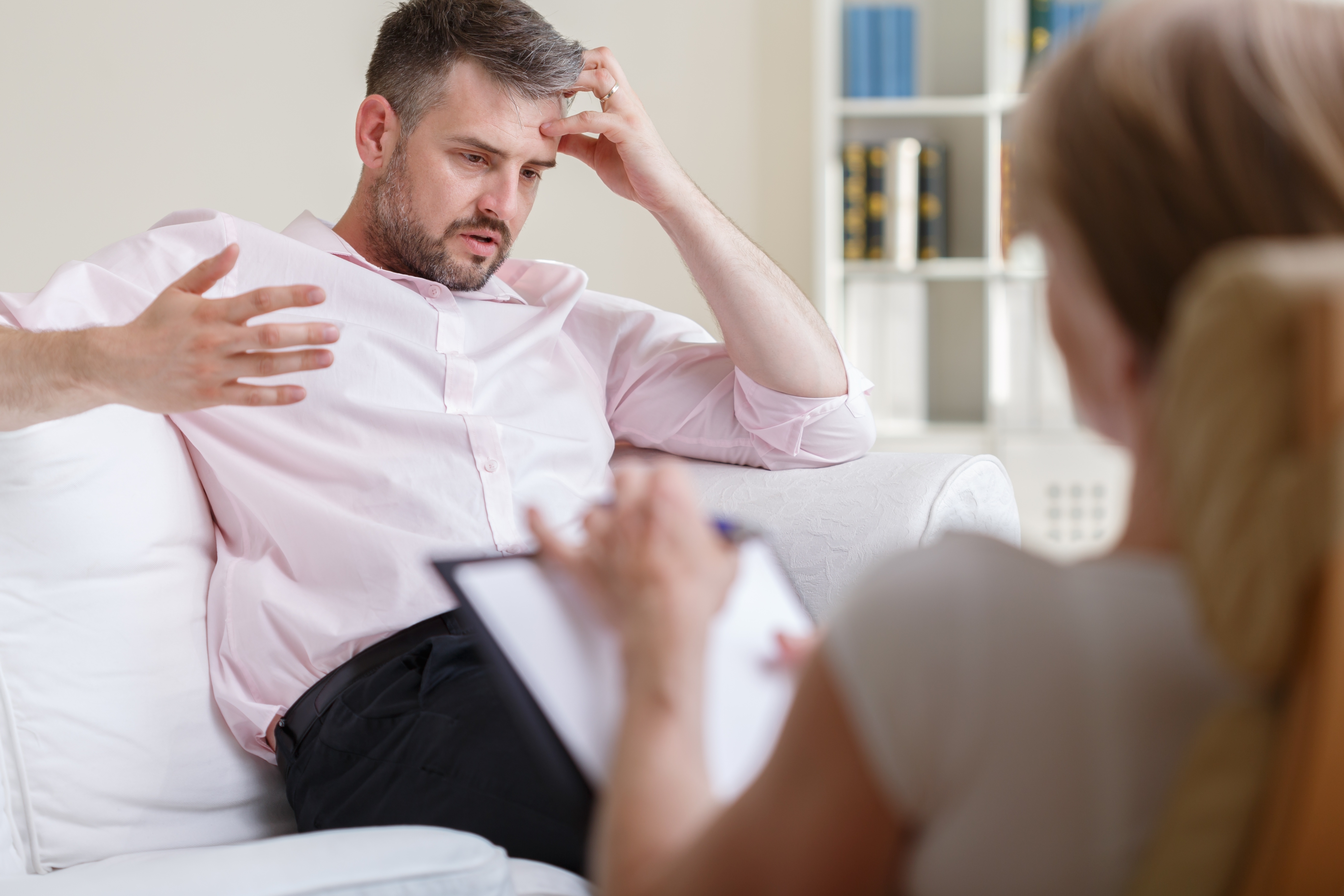 What Happens When You Mention Suicide in Therapy