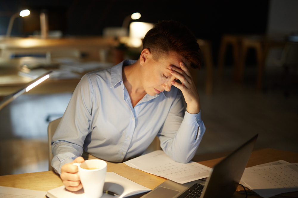 The Tell Tale Signs of Burnout ... Do You Have Them?