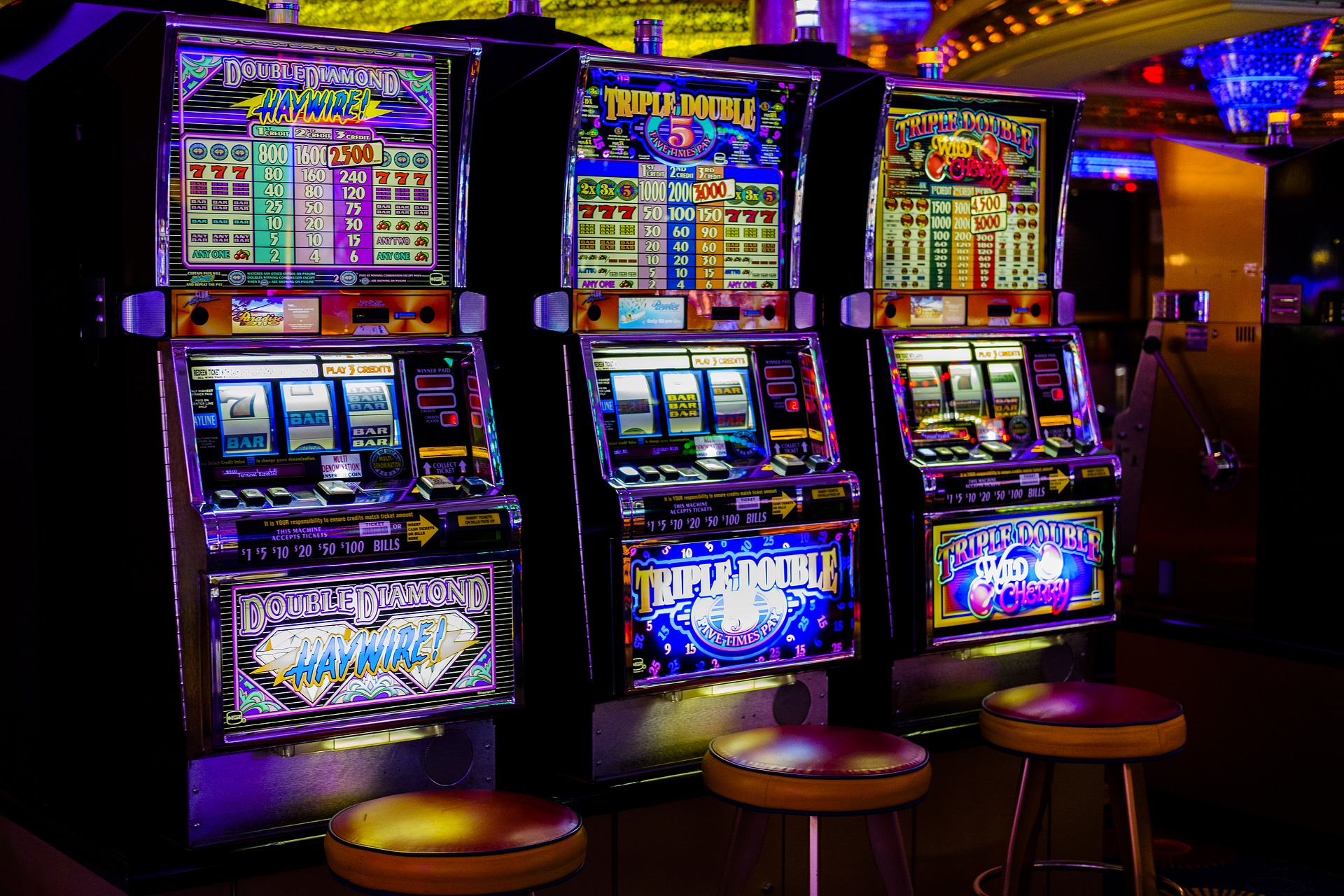 The Real Reason Some People Get Hooked on Slot Machines | Psychology Today
