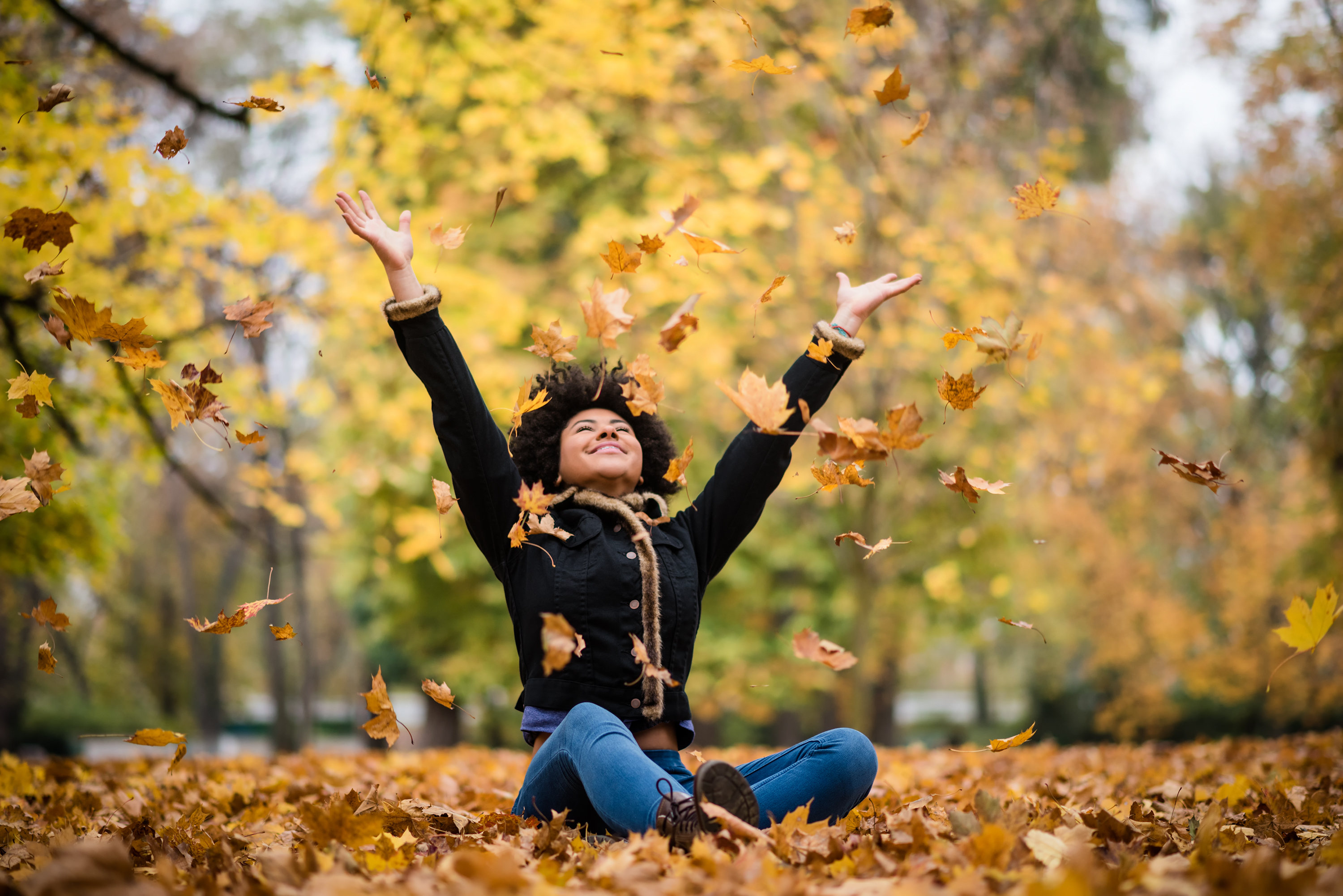 Three Ways Autumn Promotes a Happier Frame of Mind | Psychology Today