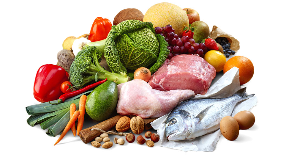 Examples of why people do paleo diet