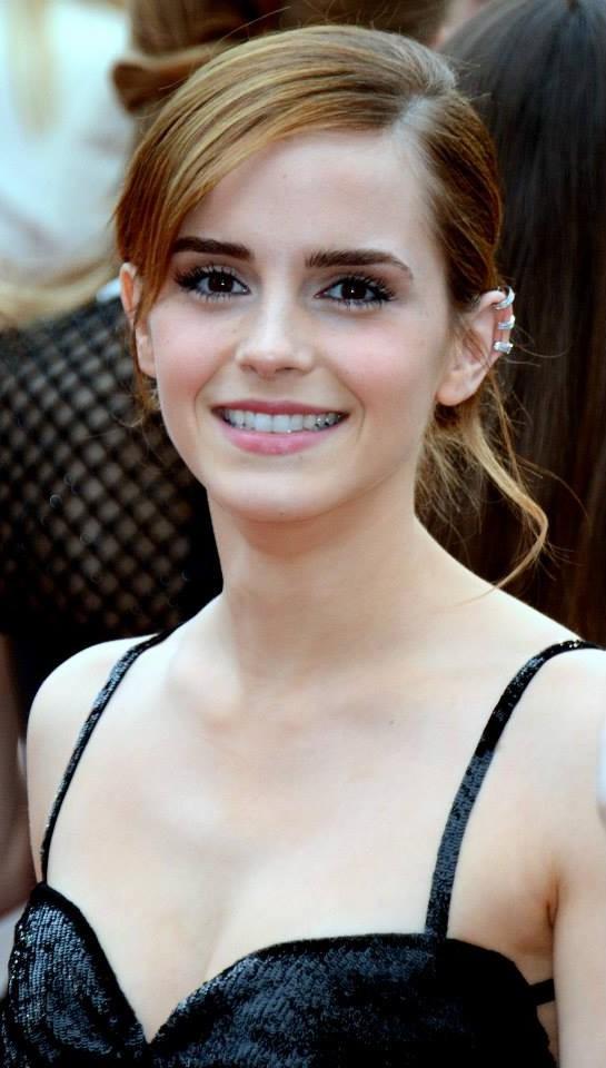 """Self Partnered"" - Emma Watson"