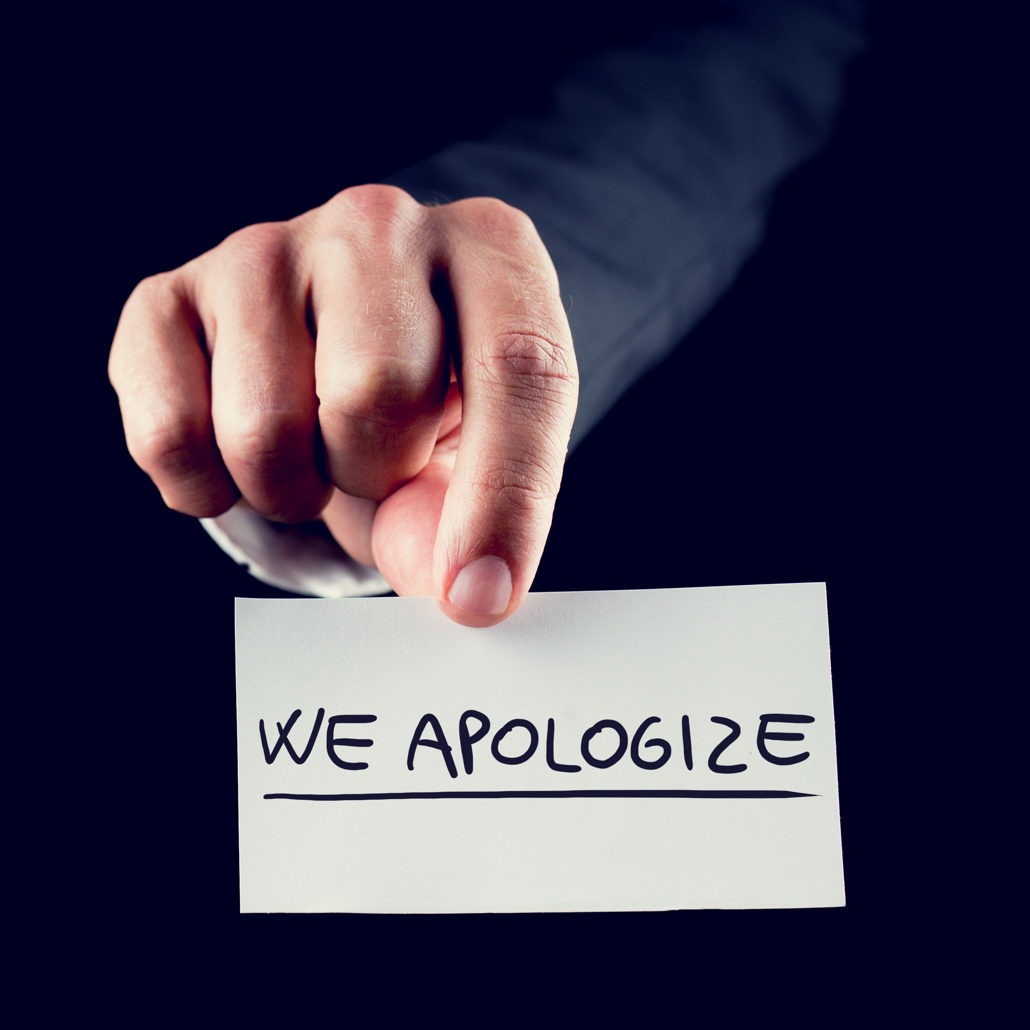 Why We Need to Apologize | Psychology Today