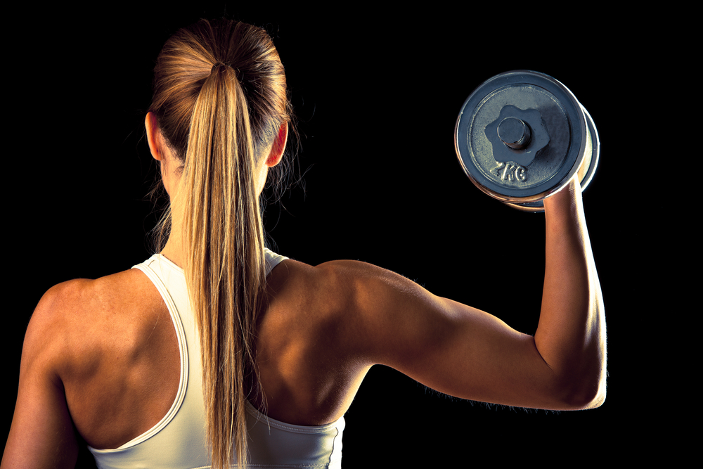 Want to Build Strength and Gain Muscle? Lift Lighter Weights