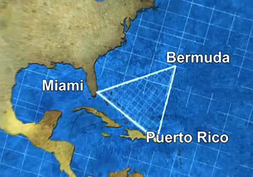 Bermuda Triangle Newspaper Articles