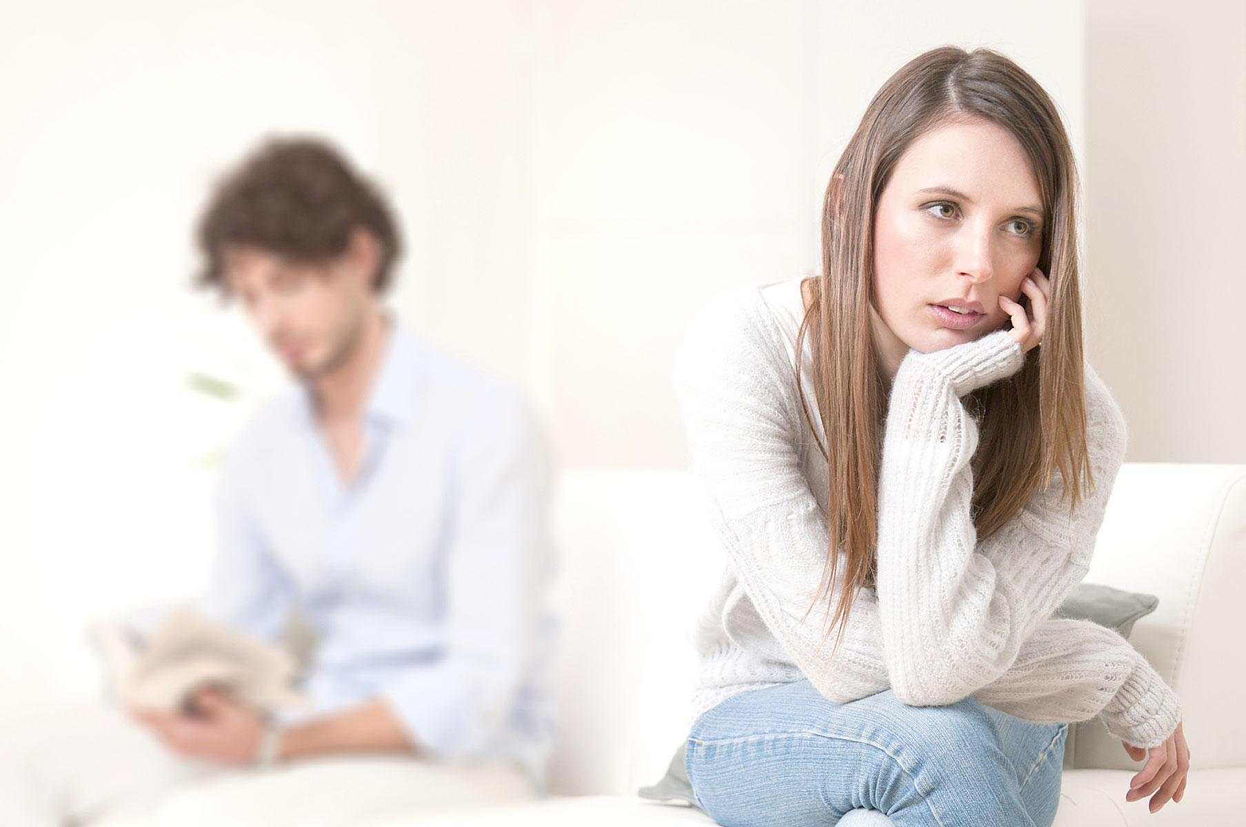 Why do men stay in bad relationships longer than women
