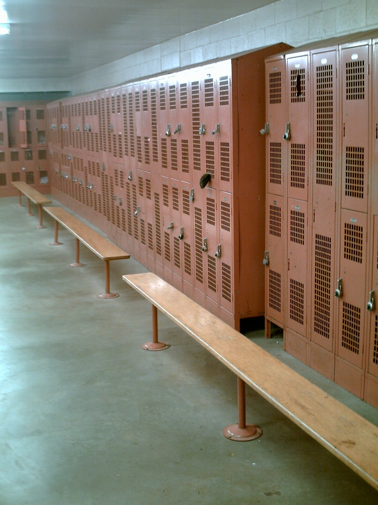 Young teen locker room story #8