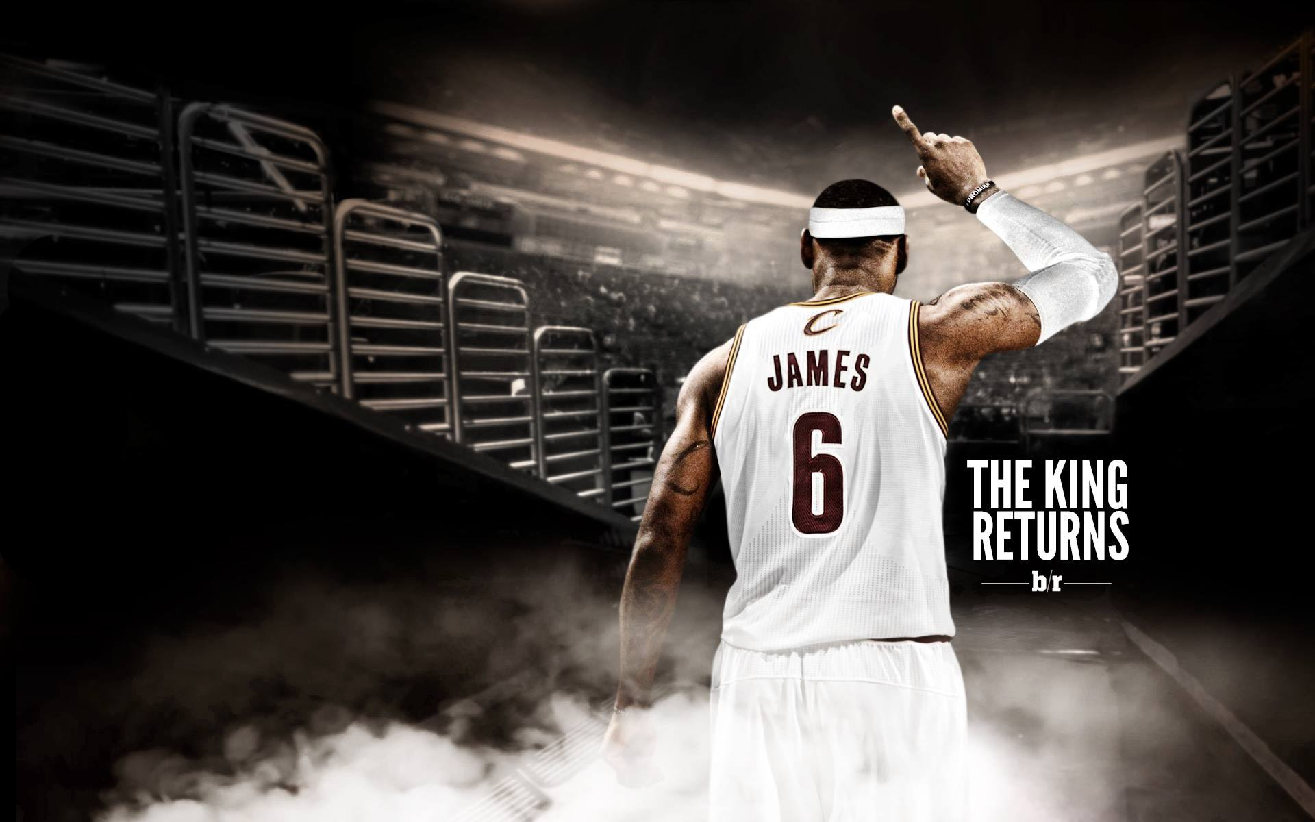 LeBron James Victorious In Cleveland At Last