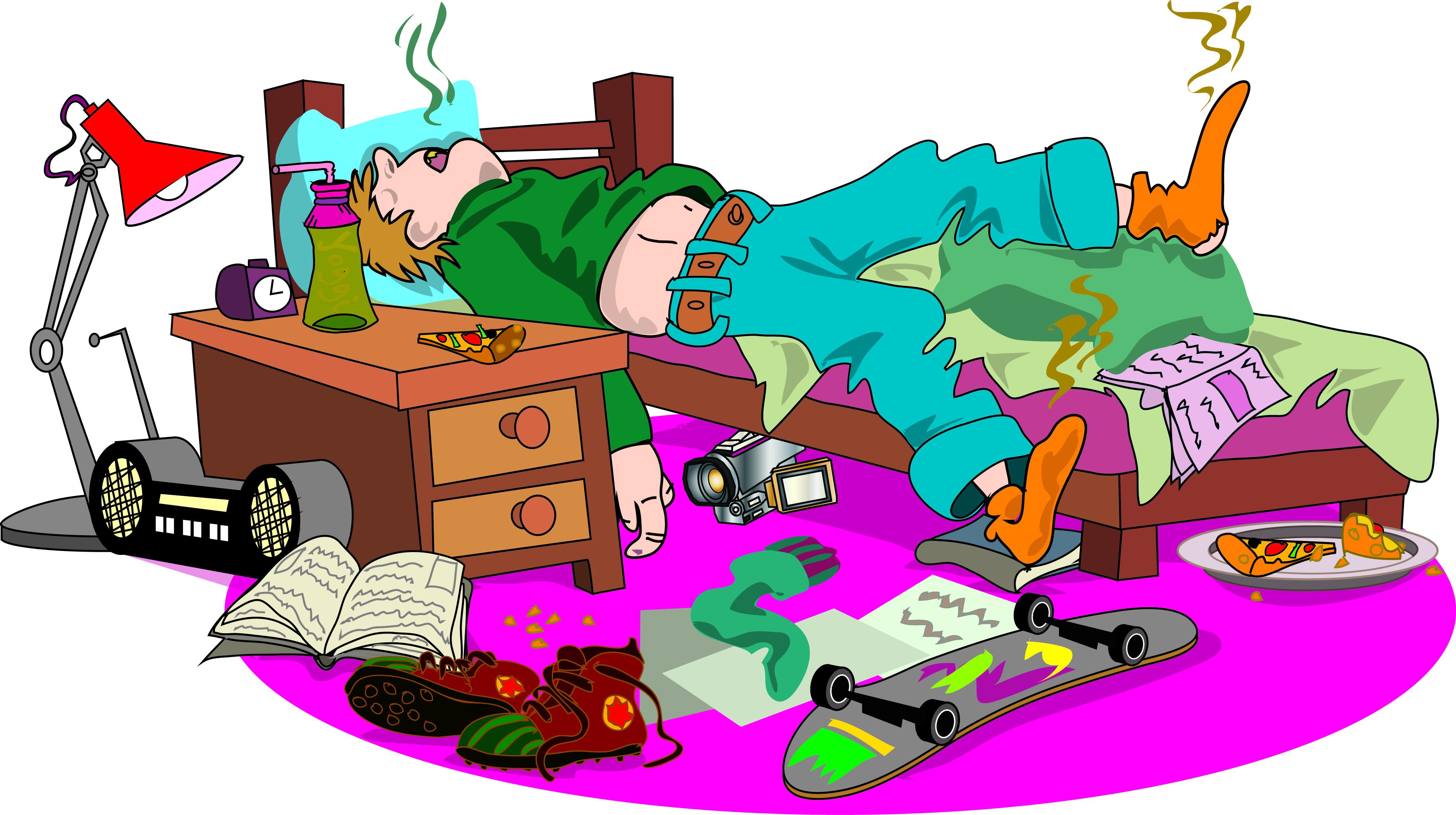 Картинка лодыря лентяя