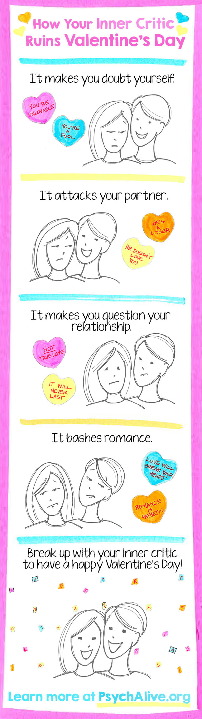 what makes a relationship happy