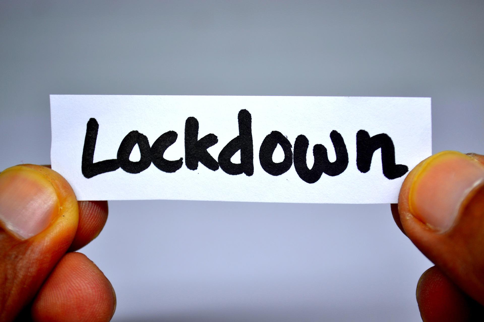 """Why """"Lockdown"""" Won't Work"""