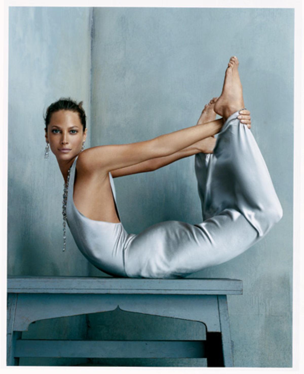 Christy Turlington Beauty And Balance Psychology Today