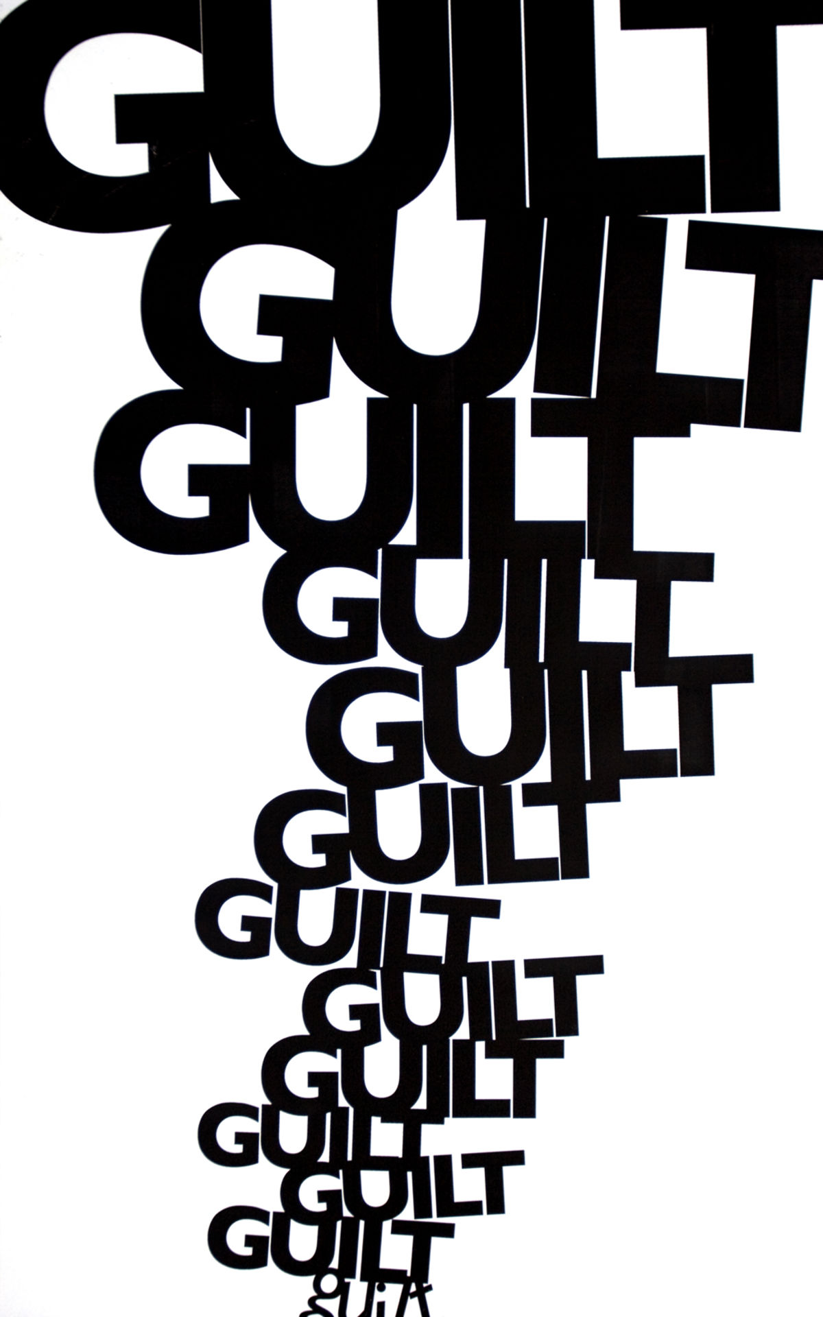 What Does Guilt Do