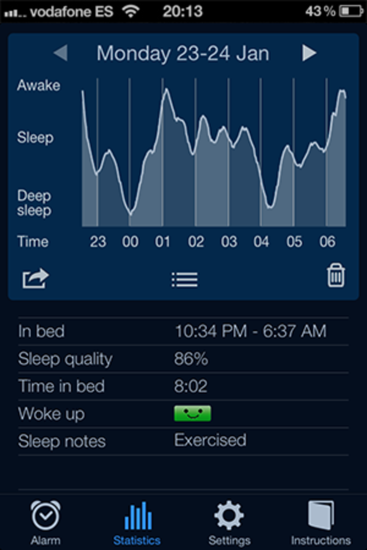 Sleep Cycle App: Precise or Placebo? | Psychology Today