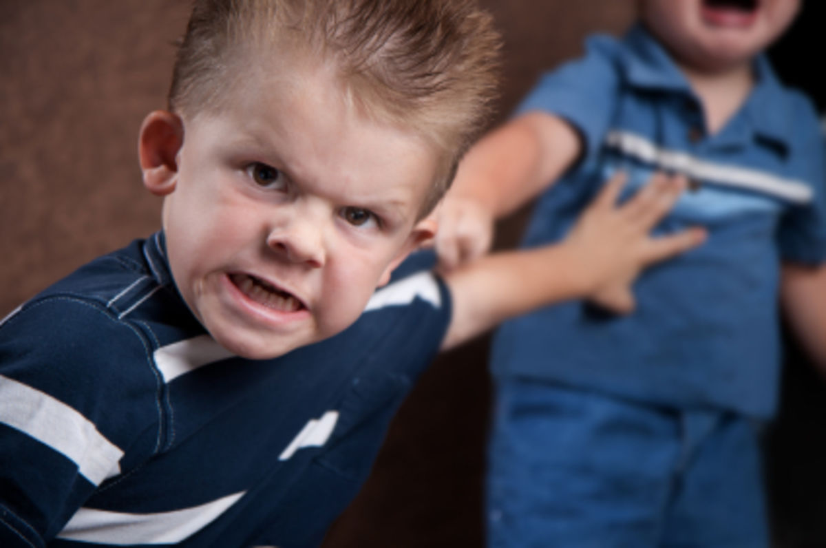 10 Steps to Stop Your Child from Hitting Other Kids