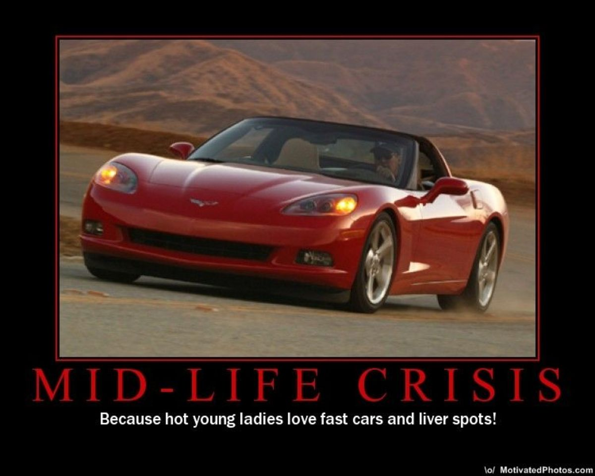 Mid-Mid-Life Crisis | Psychology Today